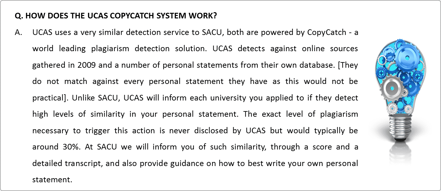 personal statement ucas video Ucas guides and advice courses including application video guides, advice about ucas extra make sure your reference and personal statement have all been.
