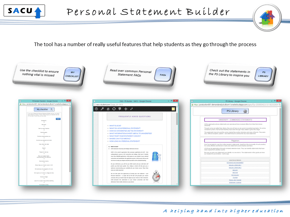 How to write a ucas personal statement by paul telfer