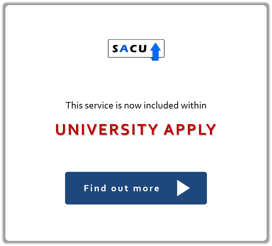personal statement tools sacu university apply