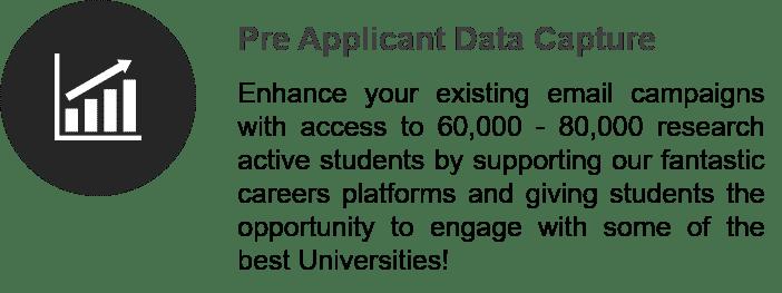Pre Applicant Data
