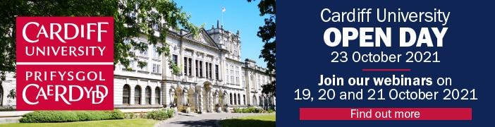 Cardiff University Open Day